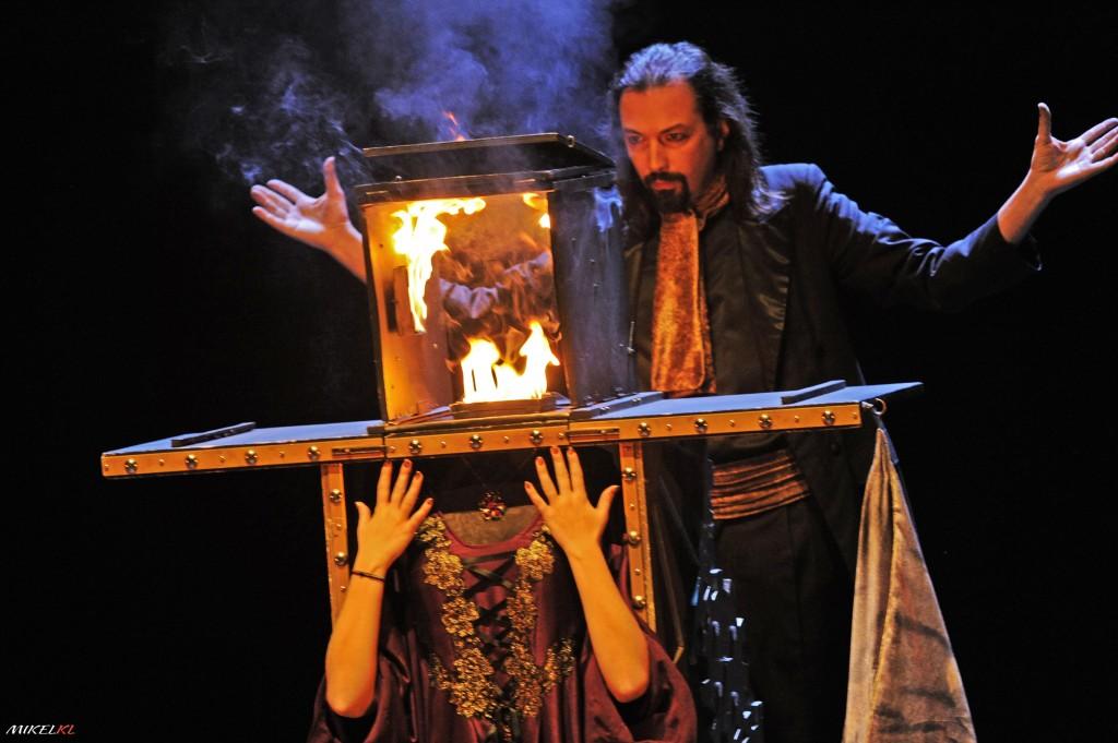 Vertigo Magic Show