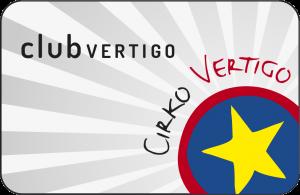 card VERTIGOclub