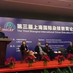 Paolo Stratta al 3° International Circus Education Forum - Shangai 2016