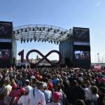 Cirko Vertigo al Giro d'Italia