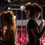 Ellissi Parallele - Studio al Femminile - Esercizi di stile per donne forti - Alessandra Simone e Zahira Berrezouga - ph Andrea Macchia
