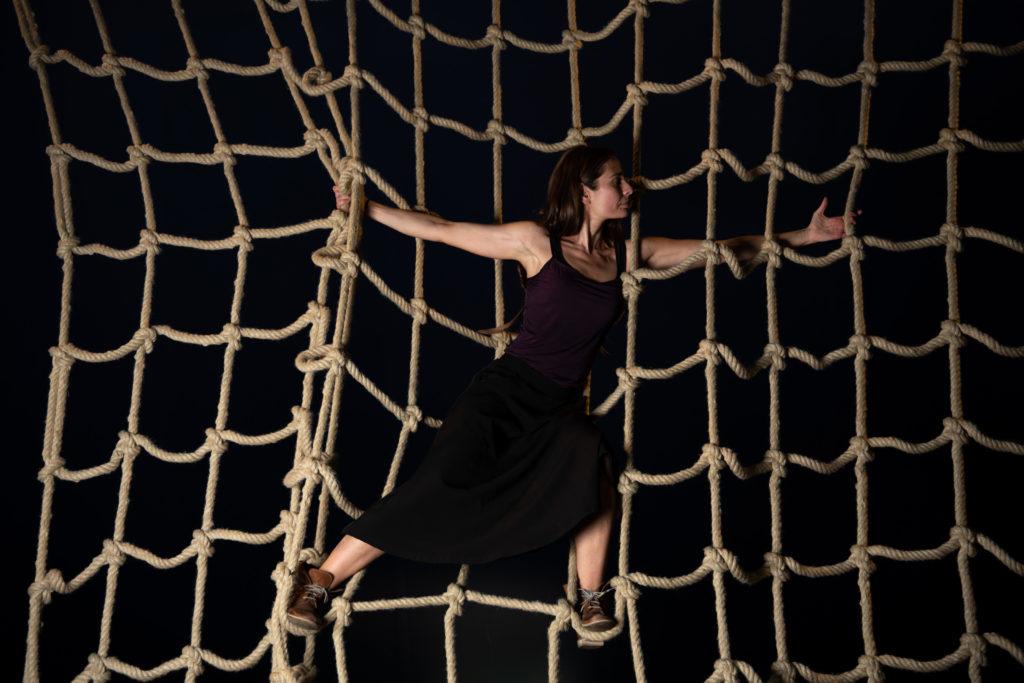 """Circo Zoé in residenza Chiara Sicoli Liberamente ispirato a """"La casa degli spiriti"""" di Isabel Allende // ph Andrea Macchia"""