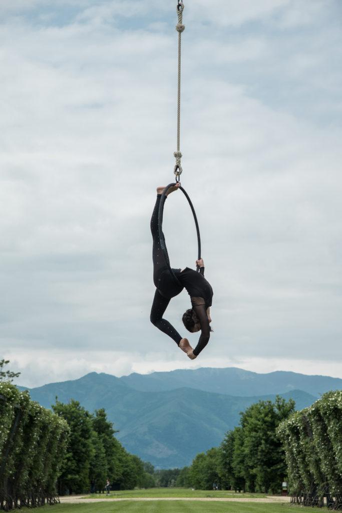 A piedi nudi nel circo - Cirko Vertigo